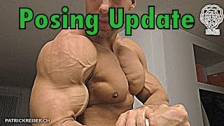 Posing Update / Wettkampf Updates 3 Week Out