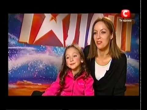 «Україна має талант-3» Одесса - Учитель и ученица танец