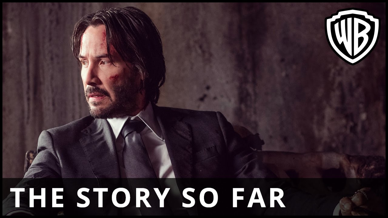 John Wick Chapter 2 Best Quotes The Man The Myth The