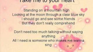Video Take me to your heart lyrics download MP3, 3GP, MP4, WEBM, AVI, FLV Mei 2018