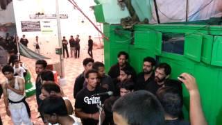 Anjumane Daste-e-Shoda 2012/13 4th moharram