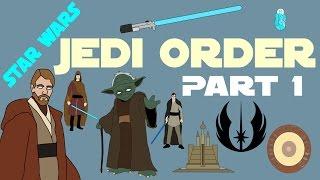 Star Wars: Jedi Order (Part 1 of 3 - New Canon)
