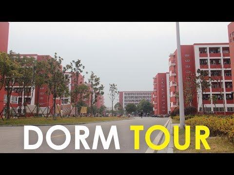 Dorm Tour I Story China #08