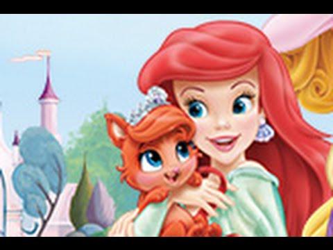 Принцессы Диснея Королевские Питомцы - Пушистые Историй/Disney Princess Royal Pets - Furry Tales