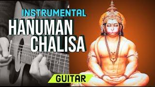 Hanuman Chalisa (हनुमान चालीसा) on Guitar | By Kapil Srivastava | Sing, Instrumental Cover, Karaoke