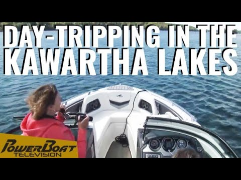 Download Day Tripping in the Kawartha Lakes | PowerBoat Television Classic Destination