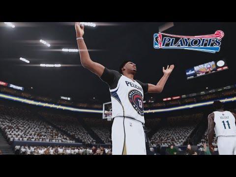 NBA 2K16: New Orleans Pelicans MyLeague | Episode 12: Thriller At Smoothie King Center! (R2G2)