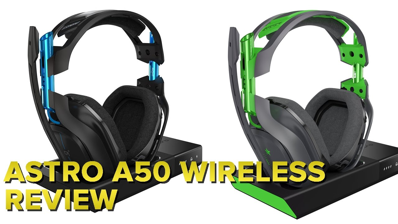 Astro A50 Gen 3 review The smartest wireless gaming headset ever ... de79100c832a