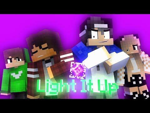 Light It Up ( Spectre 4 ) - Robin Hustin x TobiMorrow (A Minecraft Bully Story Music Video)