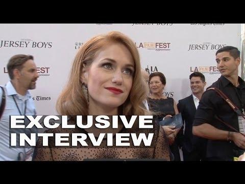 Jersey Boys: Erica Piccininni Exclusive Premiere