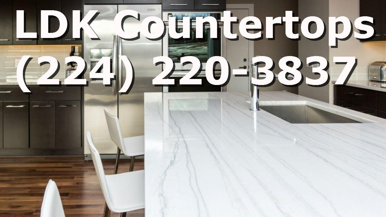 Captivating White Quartzite Countertops   Review   YouTube