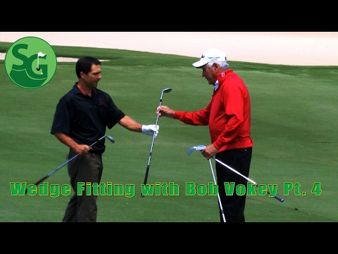 Wedge Fitting with Bob Vokey Pt 4