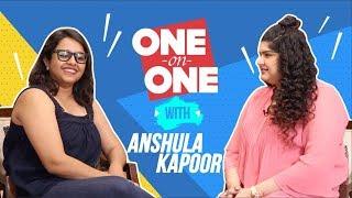 One On One   Anshula Kapoor Interview By Ilika Srivastava   SpotboyE
