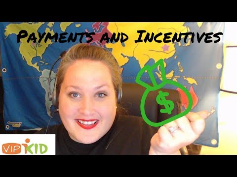 VIPKID Pay and Incentives