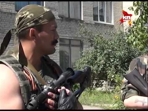 Komsomolskaya Pravda Interview with Anti Imperialist French Volunteer Fighters in Donbass - Eng Subs