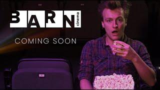 Cinema is coming to Cirencester! | Barn Cinema