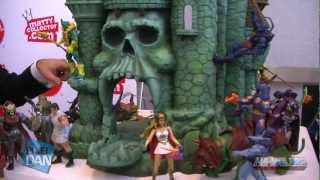 Toy Fair 2013: Mattel Masters of the Universe Classics Castle Grayskull Playset Reveal