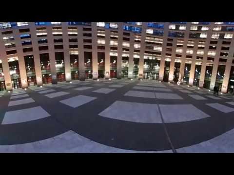 Entra nel cuore del #ParlamentoEuropeo di #Strasburgo a 360° - UkusTom