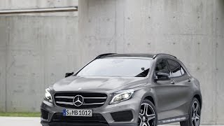 Mercedes Benz GLA X156 2013 кроссовер