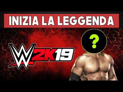 LA LEGGENDA DI MARCELLINO ► WWE 2K19 Gameplay ITA thumbnail