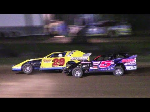 UEMS E-Mod Heat | McKean County Raceway | 9-28-17