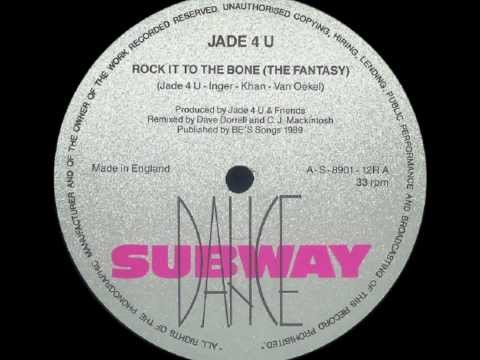 Jade 4U - Rock It To The Bone (Fantasy Version)