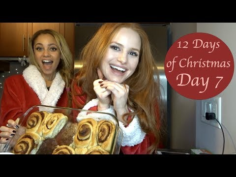 Download Youtube: LOOPY HOLIDAY BAKING WITH RIVERDALE COSTAR VANESSA MORGAN| Madelaine Petsch