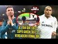 El d  a que CR7 supo qui  n era el verdadero Ronaldo