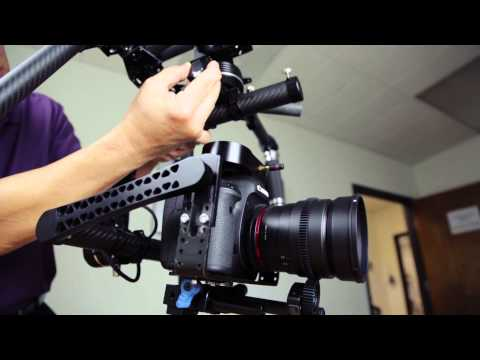 Turbo Ace AllSteady 7 a 3-axis stabilizer for Canon 5D and Red Epic step up from Movi gimbal