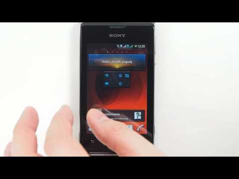 Sony Xperia E dual - appearance - part 1