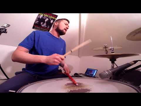 Toto - Hold The Line (Drum Cover)