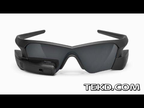 Recon Jet Wearable Computer Sports Eyewear
