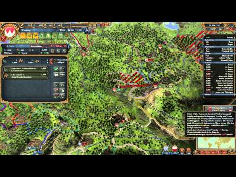 Europa Universalis IV - Würzburg - Deutsche Nation #9 Let´s Play / German / HD