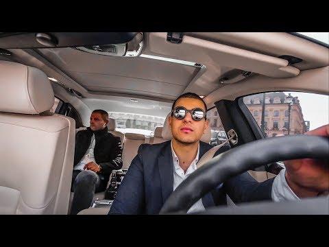 #24FOR24 - VLOG 143 - سائق خاص برولس رويس مع رجال الأعمال في باريز - LUXURY DRIVER IN PARIS