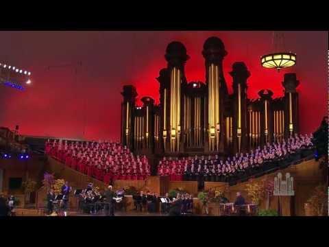 Holy, Holy, Holy - Mormon Tabernacle Choir