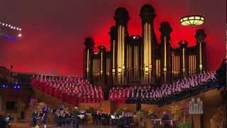 Holy, Holy, Holy - Mormon Tabernacle Choir