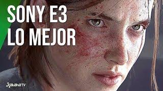 Lo mejor de Sony E3 2018: Resident Evil 2 Remake, The Last of Us 2, Death Stranding y más