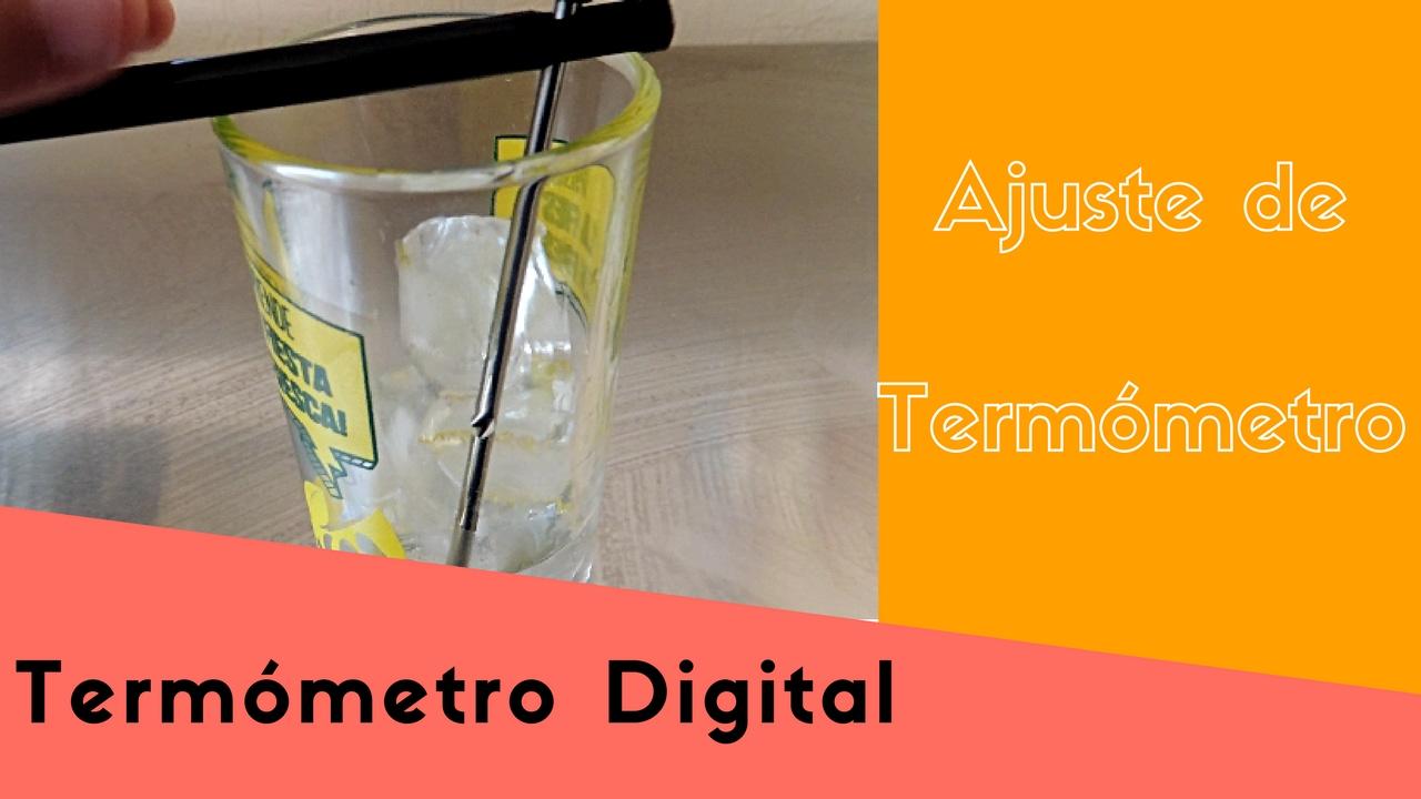 Ajusta tu term metro de cocina digital o bimetalico la for Termometro digital cocina