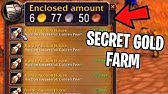 5 Secret Gold Farm Spots In Classic WoW