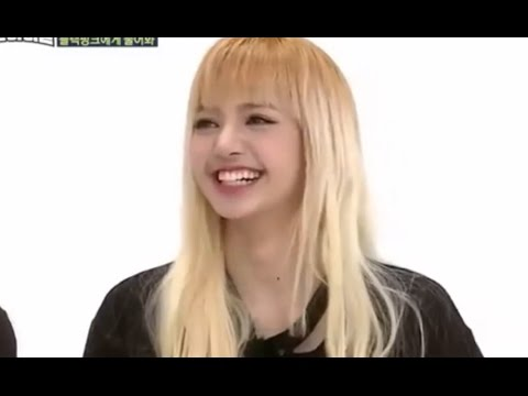 Blackpink Lisa Cute And Funny Moments Youtube