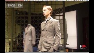 GIANFRANCO FERRE' Autumn Winter 2008 2009 Menswear   Fashion Channel