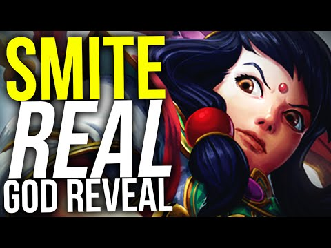 SMITE - REAL God Reveal - Ne Zha