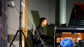 Me singing Guldet blev till sand by Peter Jöback