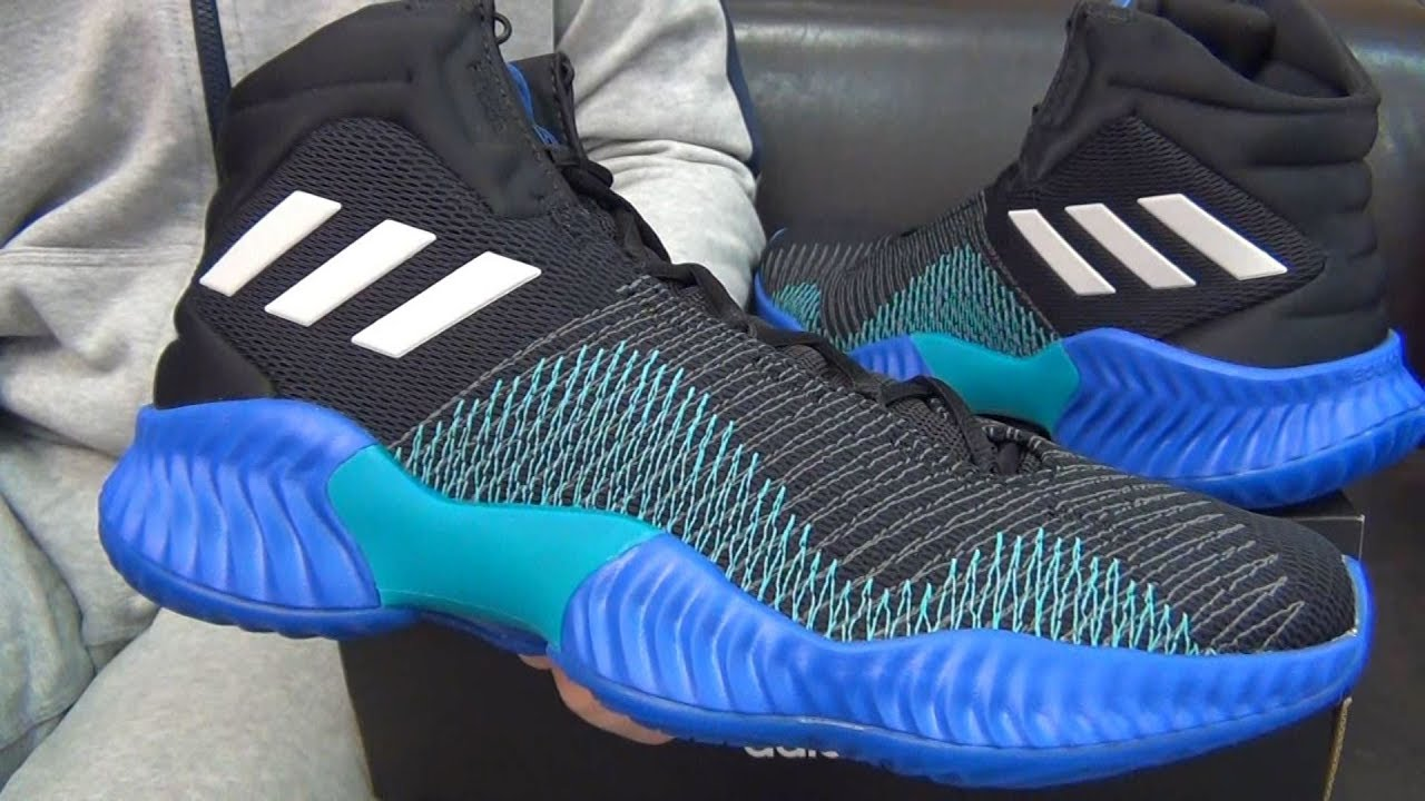new arrival 7d971 a4119 adidas Pro Bounce 2018 - Presentation 385 - SoleFinder