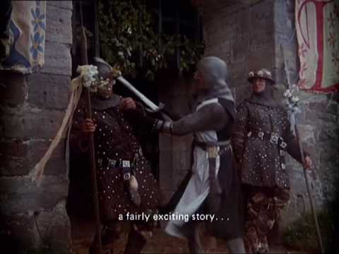 Monty Python and The Holy Grail Trailer (HD - Best...
