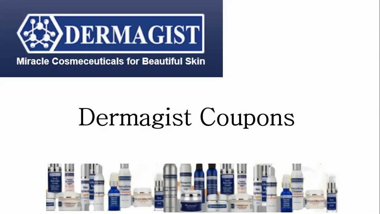 Dermagist discount coupons