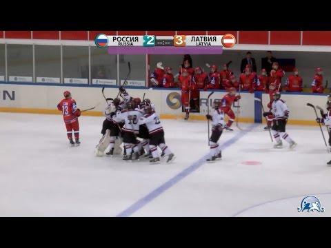 05112015_PRESIDENTS SPORTS CLUB CUP U17 _Russia - Latvia