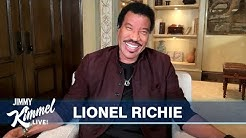 Lionel Richie on Quarantine Afro, We Are the World & Kenny Rogers
