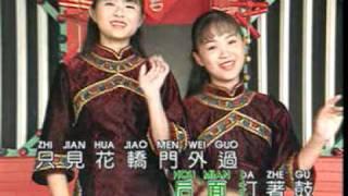 小妮妮 Xiao Ni Ni + 婷婷 Ting Ting - 新年歌組曲 #3  With Pinyin