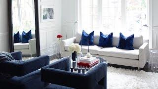 Interior Design – A High-Fashion Family Home That Wows!
